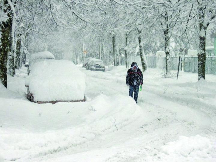 iarna grea Previziuni nemiloase: o iarna lunga si rece!