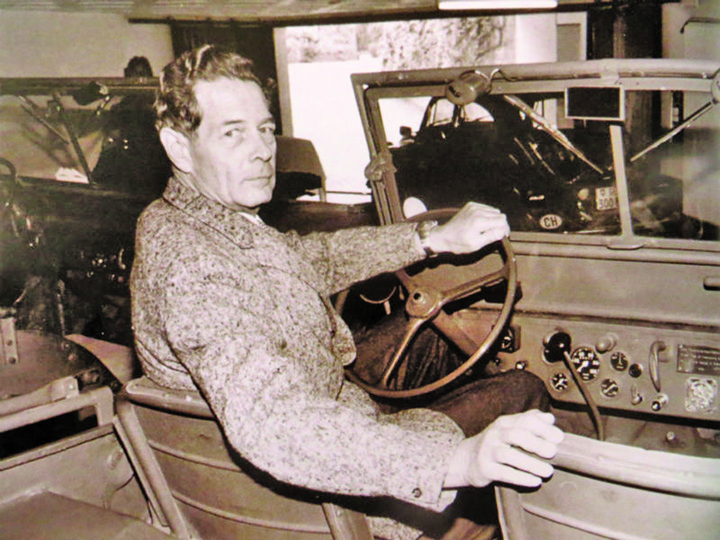 jeep Casa Regala: despre Rege mai putin, despre jeepuri mai mult