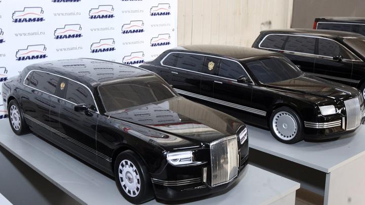 limuzine Teste top secret pentru limuzina lui Putin