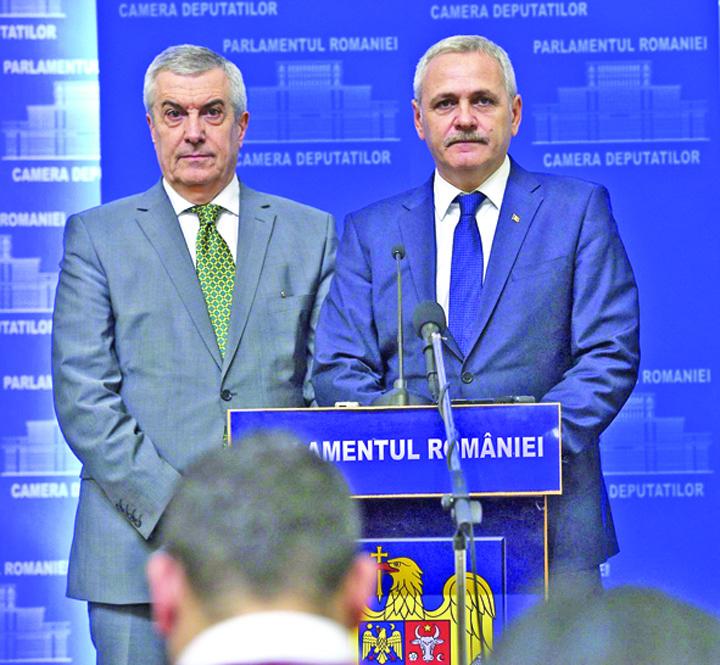 "liviu dragnea calin popescu tariceanu componenta noului guvern ""SUA trebuie sa aiba incredere in Parlamentul Romaniei!"""
