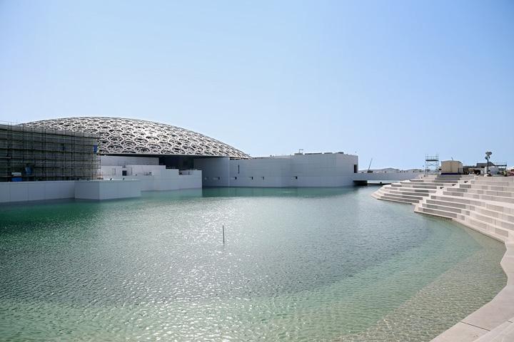 luvru 1 Muzeul Luvru, inaugurat in Emirate