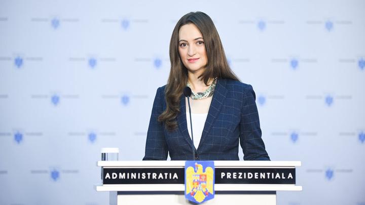 madalina Presedintia, paralela cu Romania!