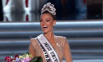 miss 350x212 Miss Univers 2017, o tanara din Africa de Sud (VIDEO)