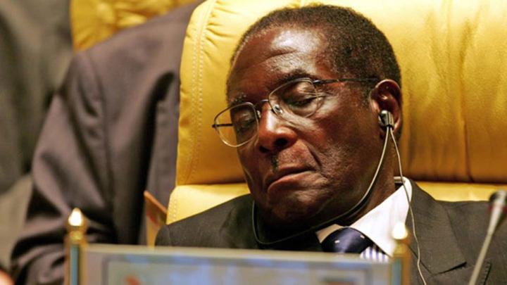 mugabe medalion Mugabe, spre Targoviste