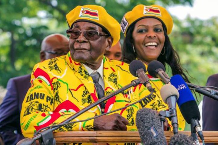 mugabe Mugabe, spre Targoviste