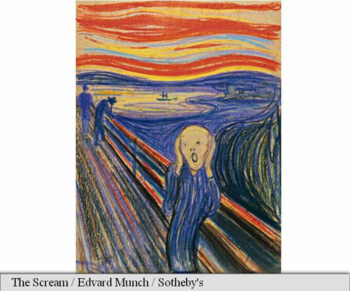 munch Cel mai scump tablou din istorie