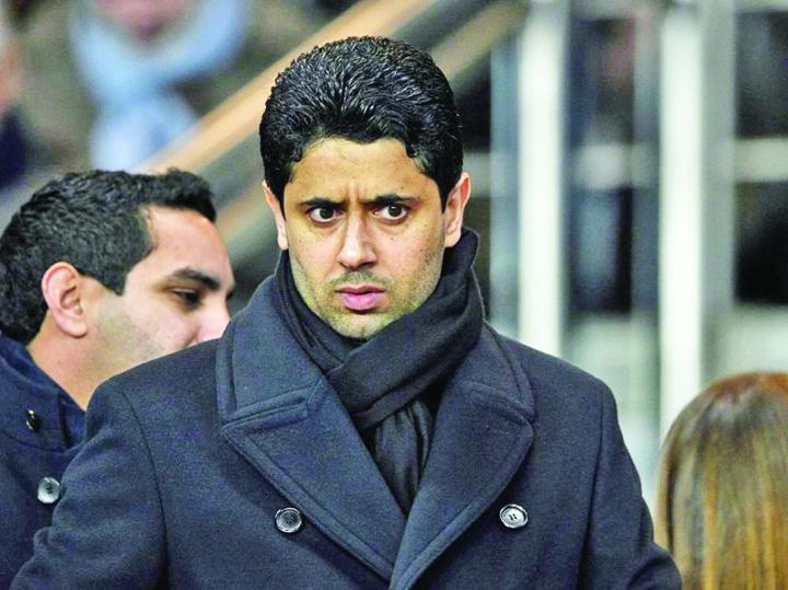 "nasser Coruptie in FIFA: ceasul ""gasit sub perna"""