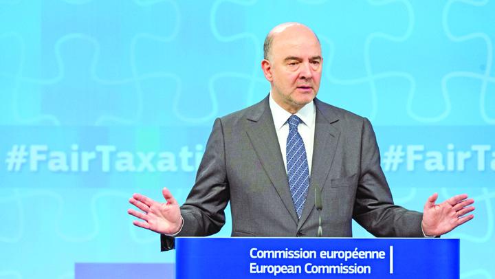 "paradosuri fiscale UE vrea sa loveasca ""vampirii"" paradisurilor fiscale"