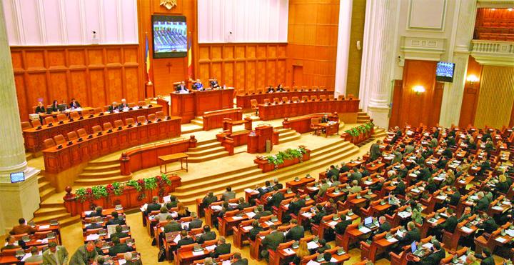 parlamentari Clasa politica se duce la fund ca bolovanul