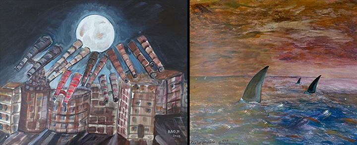 picturi SUA fura drepturile de autor din Guantanamo