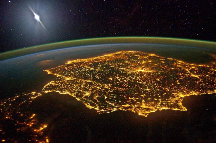 poluare Lumina, noua sursa de poluare
