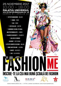 poster fashion A2 213x300 Premiera in Romania: primul targ educational de moda