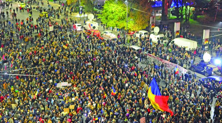 proteste bucuresti Cine ordona protestele din Romania?