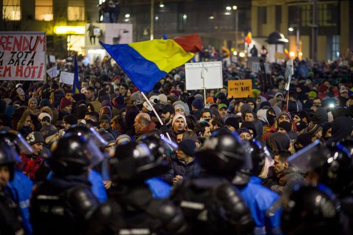 proteste Huiduitul la proteste te baga n puscarie