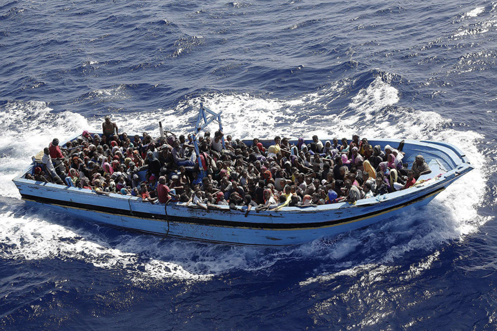 refugiati mare 33.000 de morti in drum spre Europa