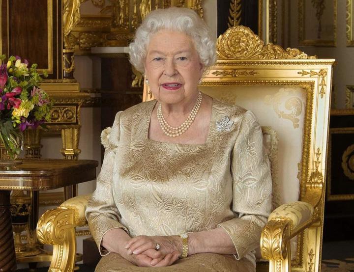 regina elisabeta Regina Angliei, in Paradis. Fiscal
