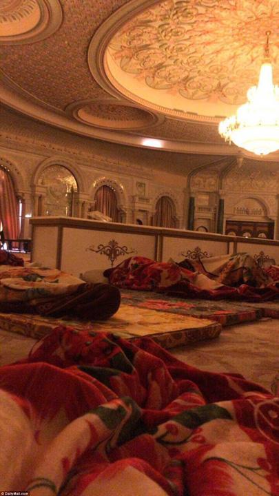 ritz 1 Printisorii sauditi, inchisi la Ritz