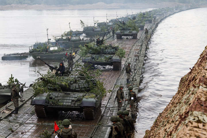 rusia 1 1 NATO, praf in fata Rusiei