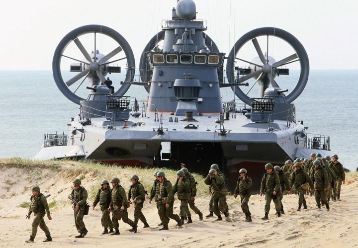 rusia 2 NATO, praf in fata Rusiei