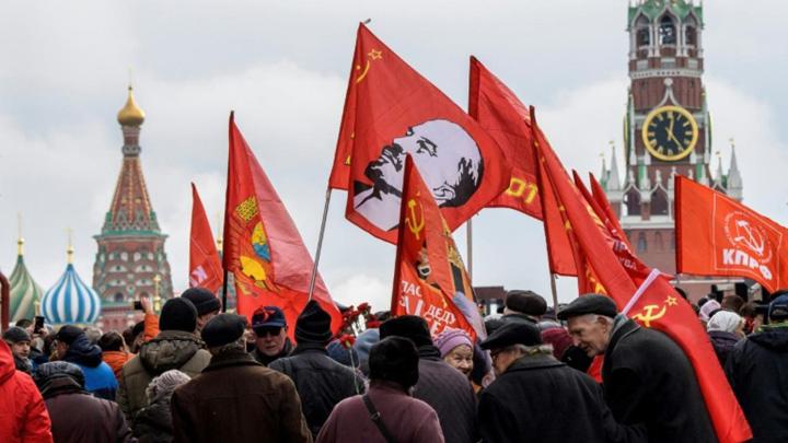 rusia Nu l au deranjat pe Lenin!