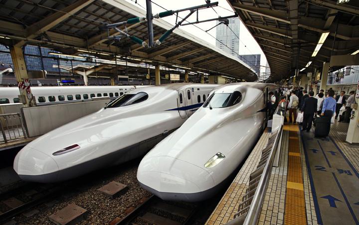 shinkansen trenuri japonia ap Si au cerut scuze dupa ce trenul a plecat cu...20 de secunde mai devreme
