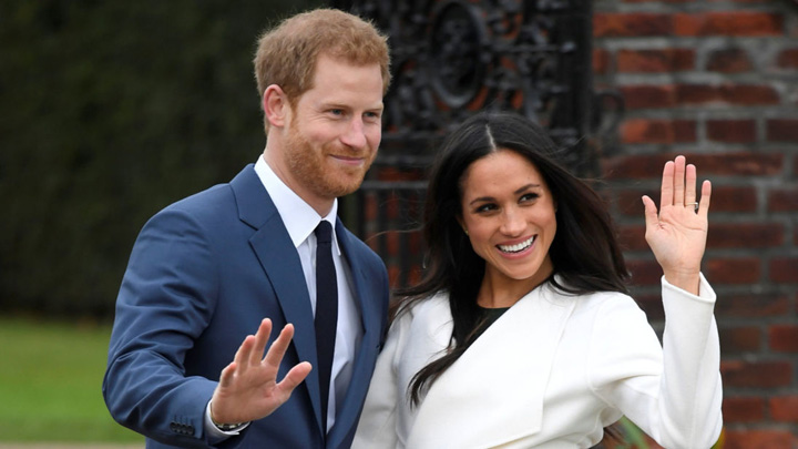 skynews meghan markle prince harry Cum ajunge o americanca in Casa Regala