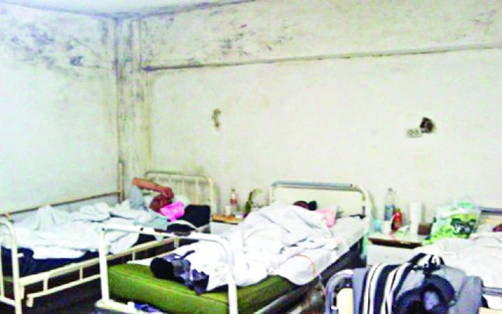 spital Serviciile nu mai au pe ce da banii!