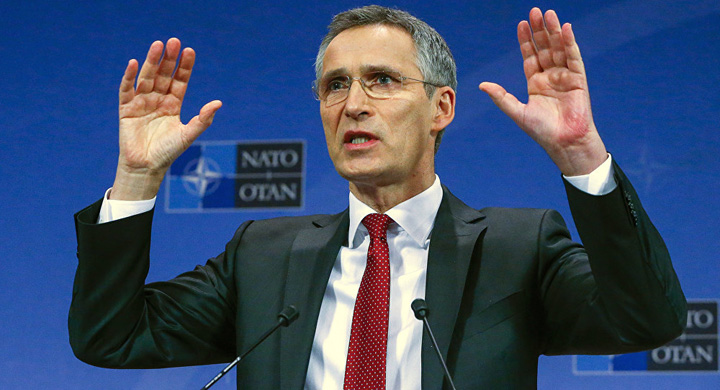 stoltenberg NATO, praf in fata Rusiei