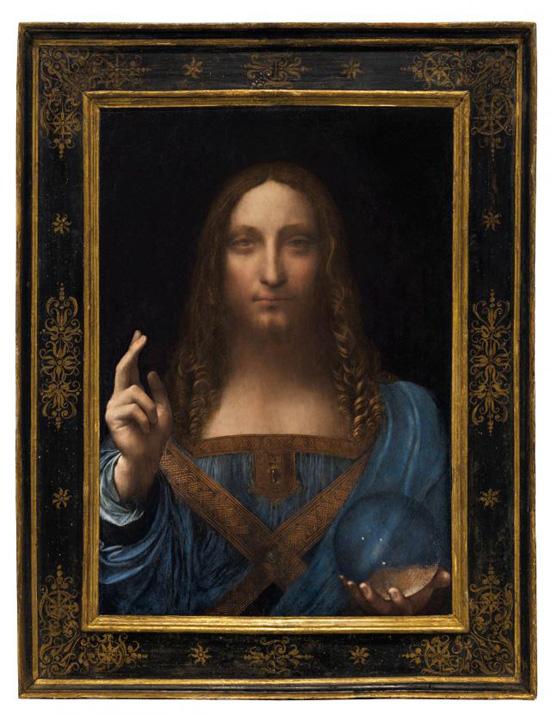 tablou mare Cel mai scump tablou din istorie
