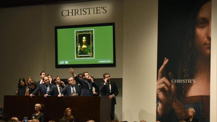 tablou Cel mai scump tablou din istorie