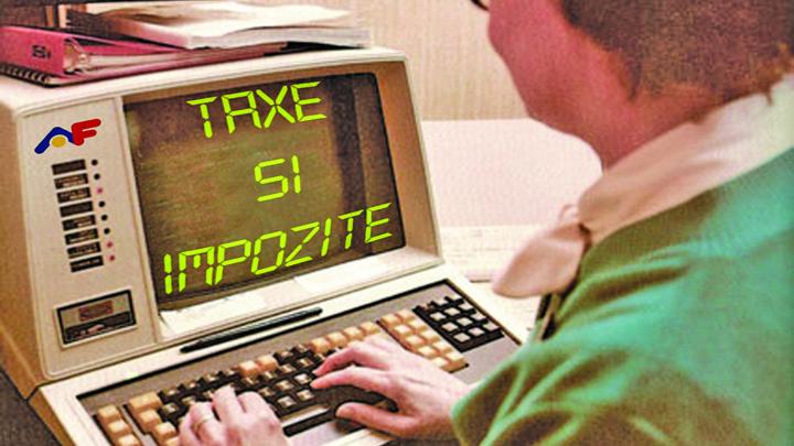taxe si impozite 1 Posesorii de PFA si au luat si ei teapa