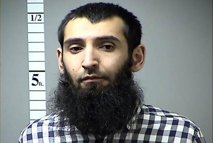 terorist 1 Trump cere pedeapsa cu moartea pentru teroristul din New York