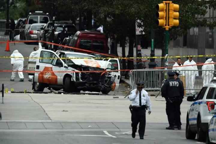 terorist Trump cere pedeapsa cu moartea pentru teroristul din New York