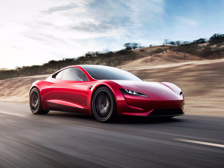 tesla 2 Tesla vinde un bolid cu plata in avans