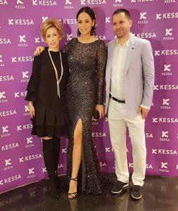 """thumbnail 8 253x300 Andreea Marin a fost gazda evenimentului de lansare """"Kessa"""""""