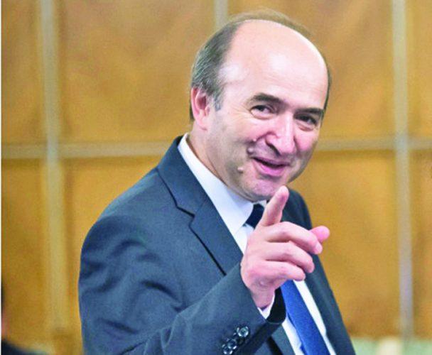 toader 1 608x500 Toader, la Parlament. Discutii cu liderii Coalitiei, Dragnea si Tariceanu