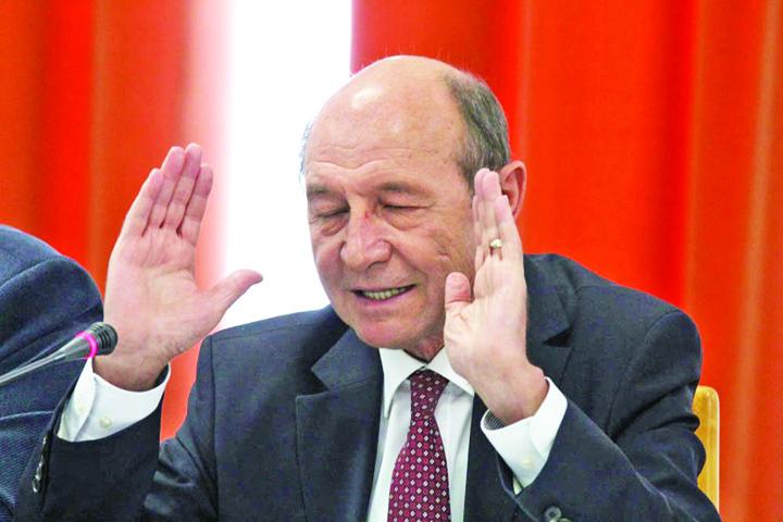 traian basescu 1 Basescu, presedintele paralel