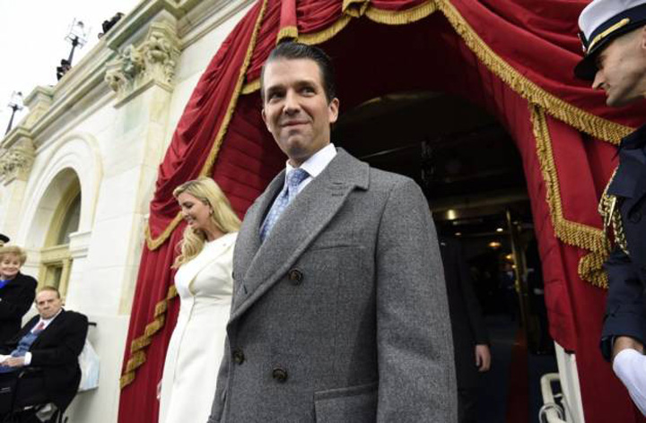 trump jr Trump Jr., implicat in RussianGate