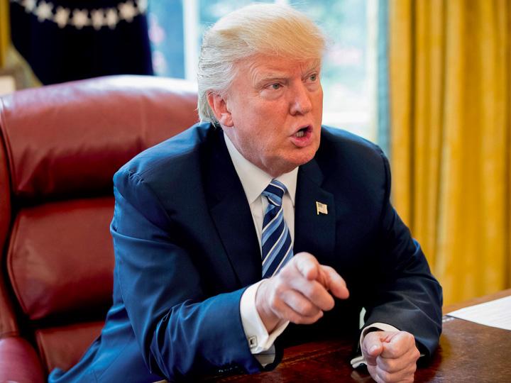 trump medalion Trump cere pedeapsa cu moartea pentru teroristul din New York