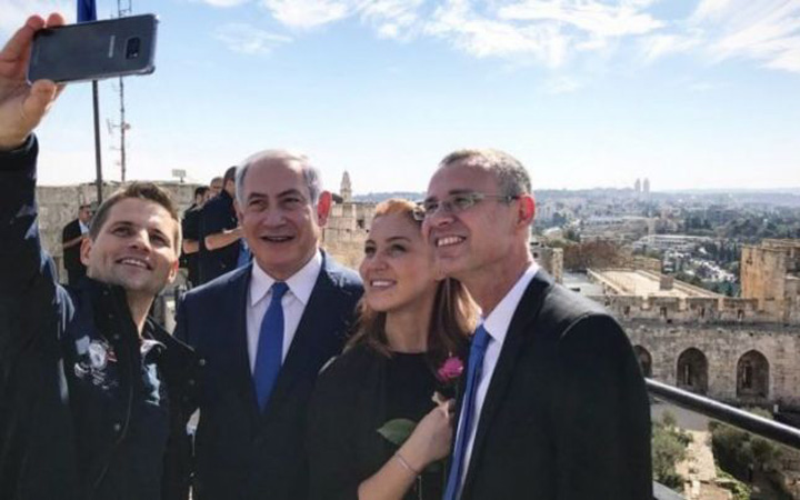 turism 2 Premierul Netanyahu, ghid turistic pentru o romanca
