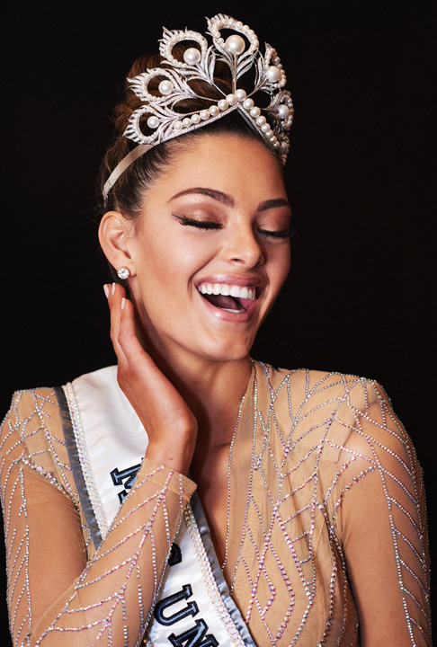 znivers yO Miss Univers 2017, frumoasa din Africa de Sud
