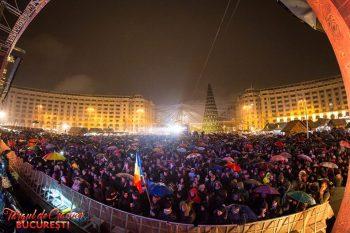 24301066 1775778105827033 8958503797237814239 n targ 350x233 1 decembrie. Se aprind luminitele in Bucuresti si se deschid Targuri de sarbatori