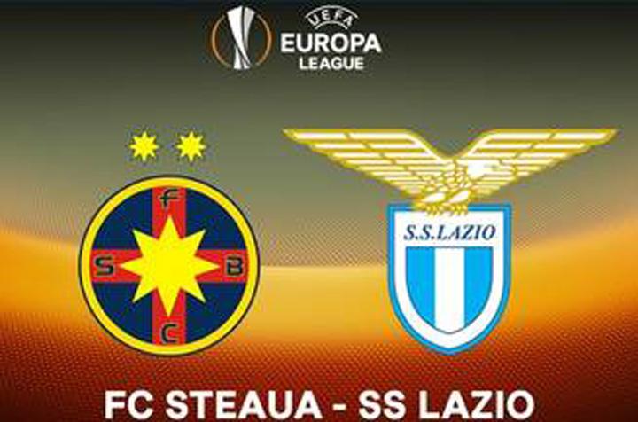 FCSB LAZIO FCSB se bate cu Lazio Roma in Europa League