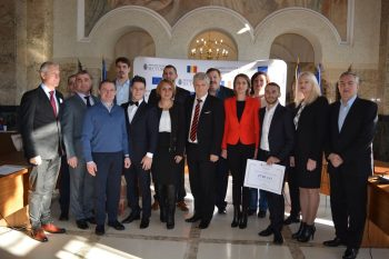 Foto premiere Universiada 1 350x233 Primarul Dan Tudorache i a premiat pe sportivii romani medaliati la Universiada de Vara 2017