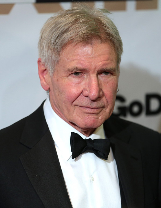 Harrison Ford  Starurile din Los Angeles, gonite de flacari