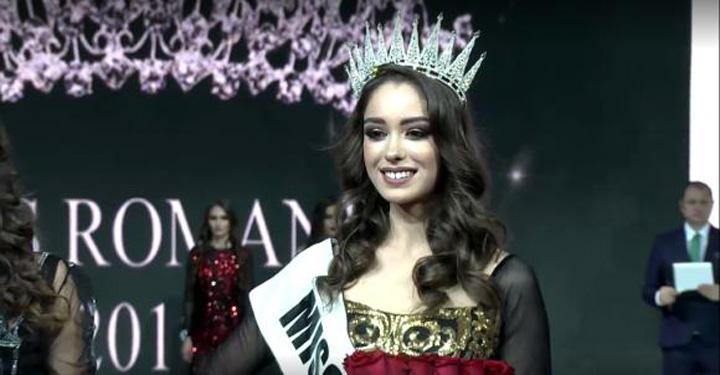 alina 2 Ea este Miss Romania 2017