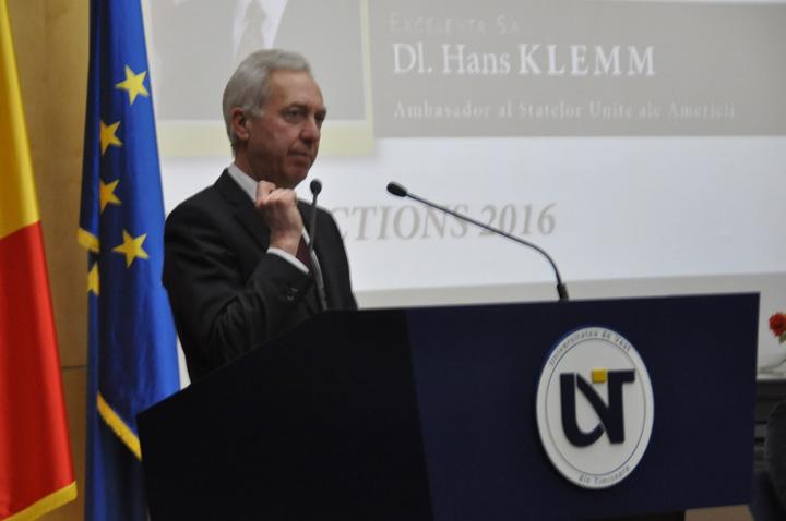 ambasador hans klemm uvt 10 PSD a declansat jihadul contra ambasadorilor carcotasi