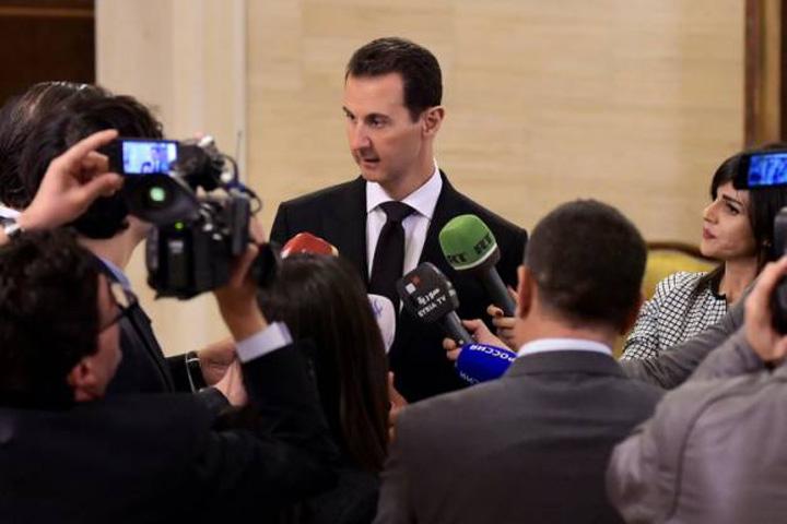 assad Tupeu: Assad acuza Franta ca sustine terorismul