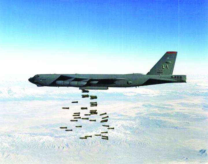 bombe Piloti romani declanseaza arme nucleare!