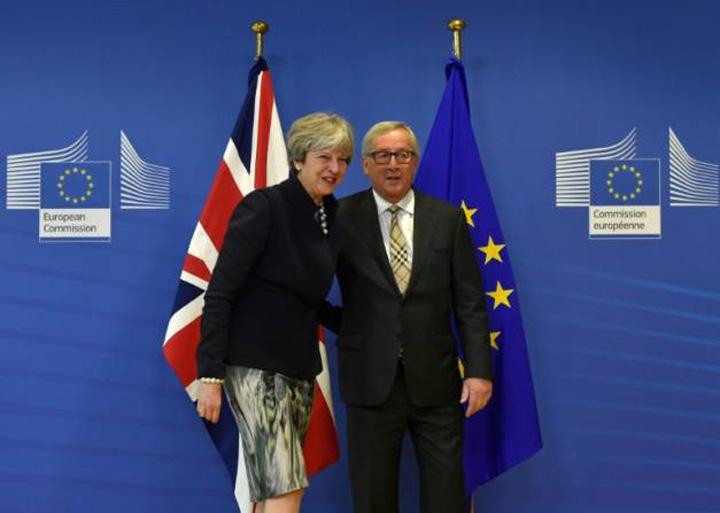 brexit Brexit: Acord Londra UE pe frontiera irlandeza